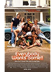 Everybody Wants Some ~ Original 27x40 Double-sided Regular Movie Poster