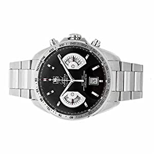 Tag Heuer Carrera automatic-self-wind mens Watch CAV511A.BA0902 (Certified Pre-owned)