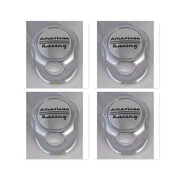 4-Pack-American-Racing-1327000000-Center-Cap