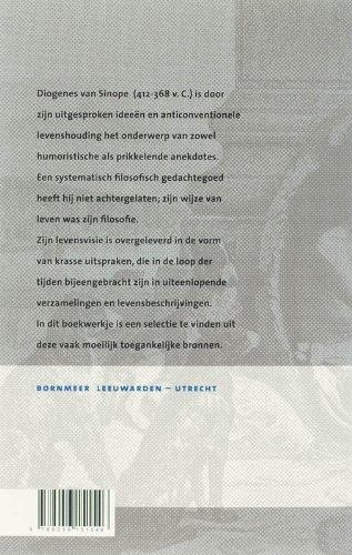 Wijsheid Uit Het Vat Uitspraken Van Diogenes Van Sinope