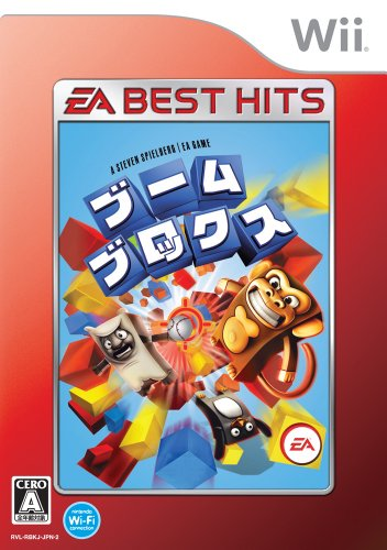 Boom Blox Wii (Boom Blox (Best Version) [Japan Import])