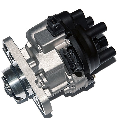 Brand New Compatible Ignition Distributor w/ Cap & Rotor 606-58670 MD153199 for Dodge Colt Eagle Summit Mitsubishi Mirage 1.5L T6T57171 690-135 T3T64173 KA-FDW4671F