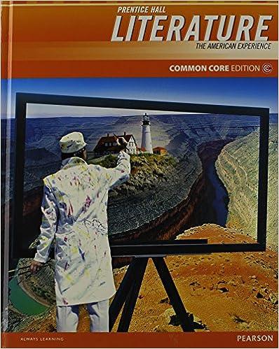 Amazon com: Prentice Hall Literature: The American Experience