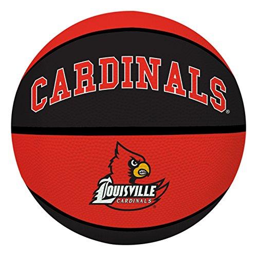 NCAA Louisville Cardinals Crossover Full Size Basketball by - Ncaa Cardinals Basketball Louisville