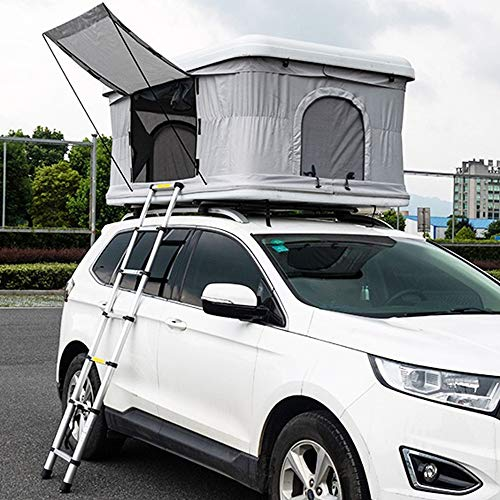 Roof Tent ABS Car Universal Roof House, Suitable for 2-3 People Hydraulic Automatic Car Roof Tent