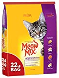 Meow Mix Original Choice Dry Cat Food, 22 Pounds Larger Image