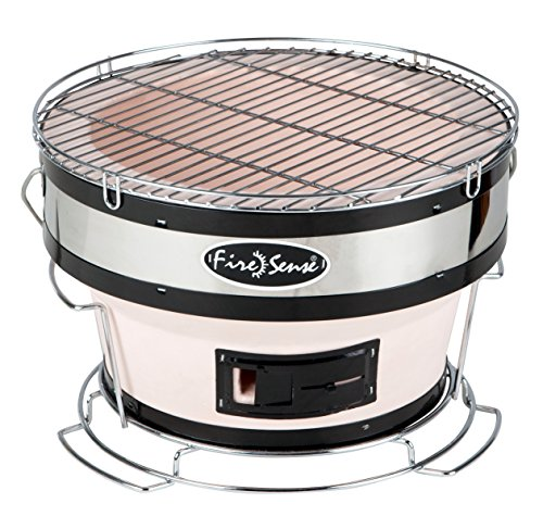 Charcoal - Grill Bbq Pro Grill. This Hotspot Round Yakatori Is Great Addition To Any Lawn, Backyard, Patio Or Gazebo. The Best Choice For Cooking Meat Steak On Outdoor Barbecue Or Grilling Party.
