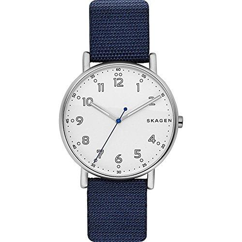 Skagen Signature Nylon Watch
