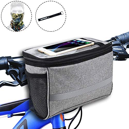 MattiSam Bike Handlebar Basket Pocket product image