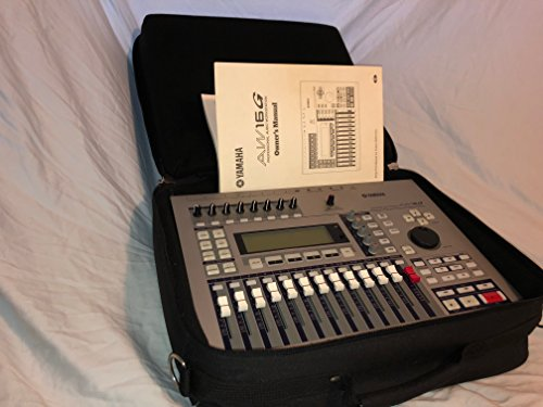 Yamaha AW16G Profesional Audio Workstation (Zoom R16 Recorder)