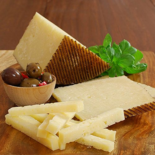 Manchego - 12 Months - 3 lbs (cut portion)