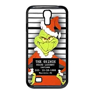 Christmas The Grinch for SamSung Galaxy S4 I9500 Case