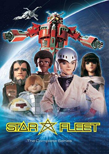 Action Fleet Boxed (Star Fleet Complete TV Series)