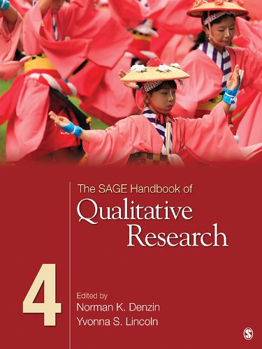 Download The SAGE Handbook of Qualitative Research (Sage Handbooks) Pdf