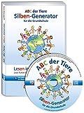 ABC der Tiere: Silben-Generator für die Grundschule, Einzellizenz