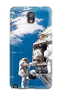 Awesome Nasa Flip Case With Fashion Design For Galaxy Note 3