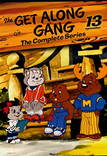 (The Get Along Gang : The Complete Series - 2 disc box set)