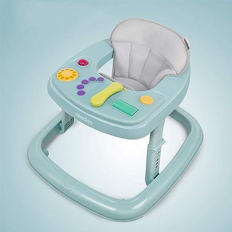 Andador Para Bebé Walking Trolley Rollo Multifuncional Anti-o ...