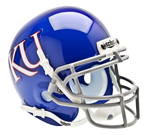 - NCAA Kansas Jayhawks Collectible Mini Helmet