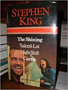 The shining book page count