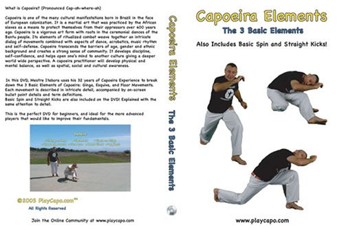 Capoeira Elements: The 3 Basic Elements