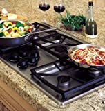 Dacor SGM466B: 46' Gas Cooktop, in Black