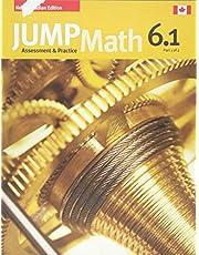 JUMP Math AP Book 6.1: New Canadian Edition