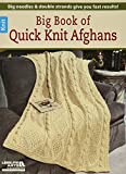 Leisure Arts LA-3137 Knitting-Big Book of Quick Knit Afghans