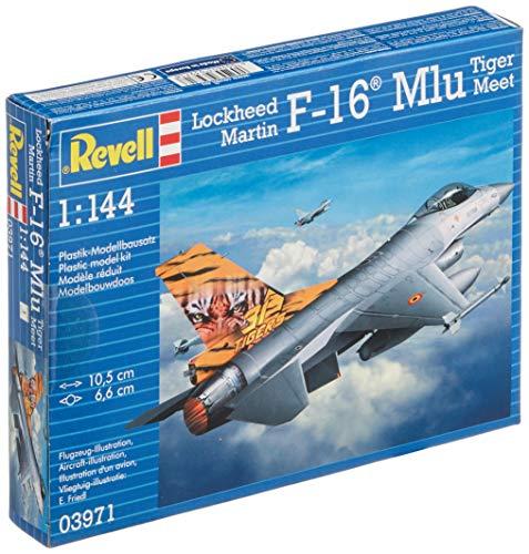 Revell Germany 1/144 Lockheed Martin F-16 MLU Tiger Model Kit