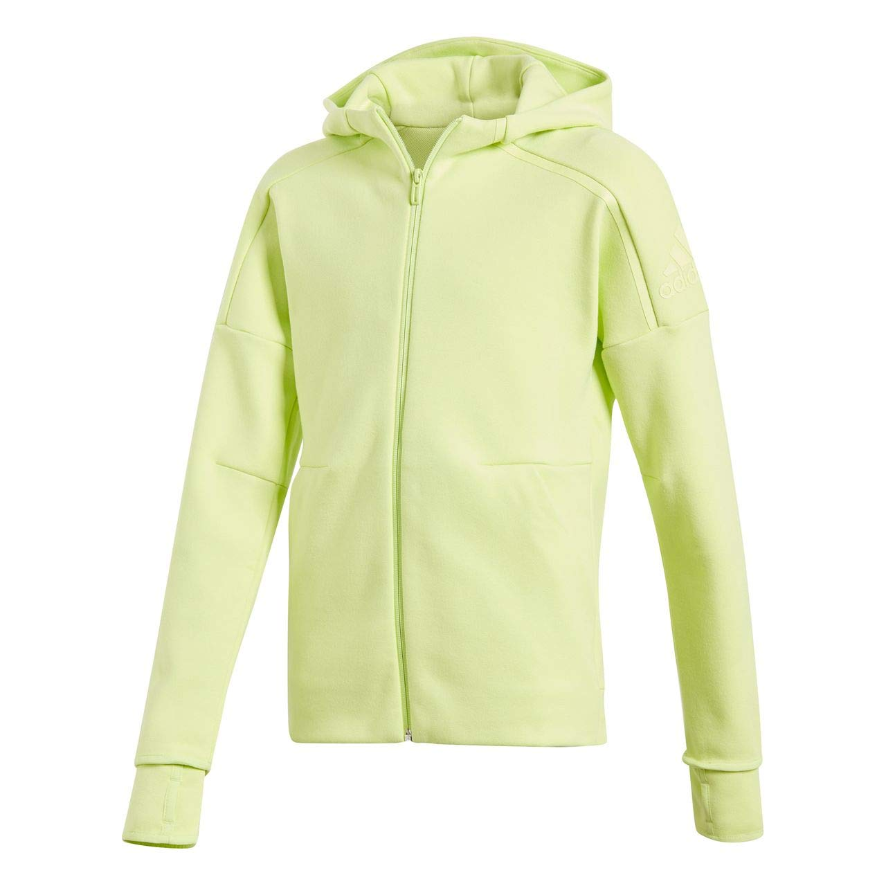 best place quite nice preview of adidas Girls Z.N.E. 2.0 Hoodie: Amazon.co.uk: Sports & Outdoors