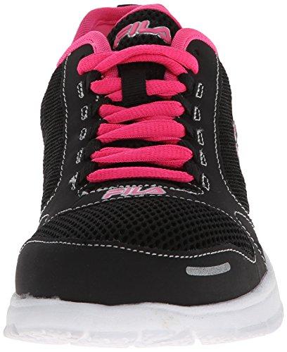 Fila Deluxe Fibra sintética Zapato para Correr