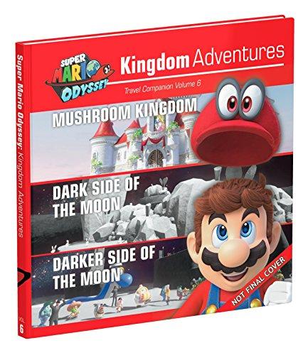 Price comparison product image Super Mario Odyssey: Kingdom Adventures, Vol. 6