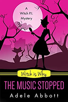 //NEW\\ Witch Is Why The Music Stopped (A Witch P.I. Mystery Book 19). chinh Christ Steve declined KAYAK