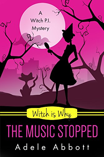 Witch Music Stopped P I Mystery ebook product image