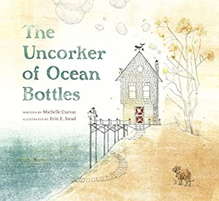 book cover of The Uncorker of Ocean Bottles