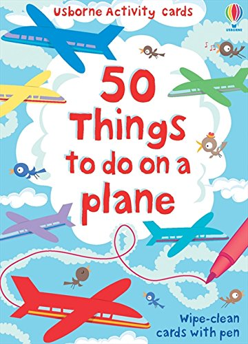 [EBOOK] 50 Things to Do on a Plane (Activity Cards)<br />[P.D.F]