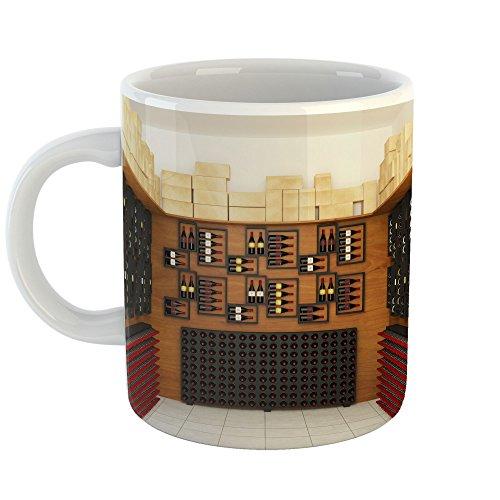 Westlake Art - Cellar Wine - 11oz Coffee Cup Mug - Modern Picture Photography Artwork Home Office Birthday Gift - 11 Ounce (E308-7E52C)