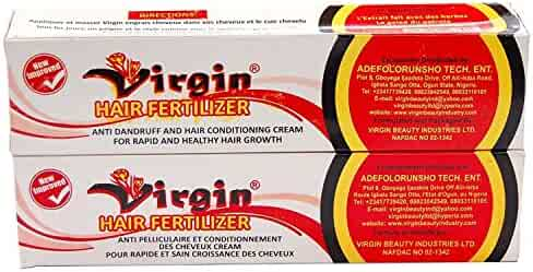 virgin hair fertilizer now wears a new name (2 pc pack), 125g