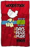 Woodstock - Classic Fleece Blanket 36 x 58in