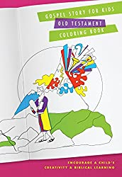 Gospel Story for Kids Old Testament Coloring Book