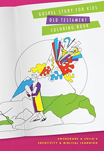 Gospel Story for Kids Old Testament Coloring Book