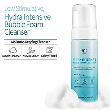 hydra intensive foam cleanser