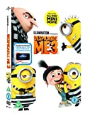 Despicable Me 3 (DVD + digital download) [2017]