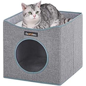 Amazon.com: Guxing - Cama plegable para gatos o perros ...