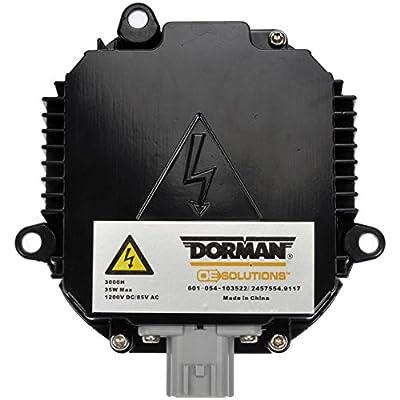Dorman 601-054 High Intensity Discharge Control Ballast: Automotive