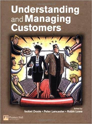 Book Understanding & Managing Customers