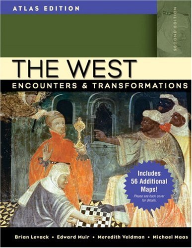 The West: Encounters & Transformations, Atlas Edition