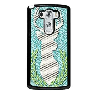 Fresh Style Browning Deer Phone Case For LG G3 Green Browning Deer