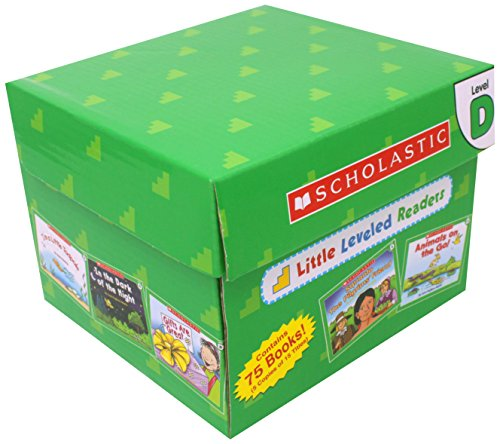 Little Leveled Readers: Level D Box Set: Just the Right Level to Help Young Readers Soar! (Little Readers Leveled Scholastic)