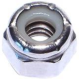 Hard-to-Find Fastener 014973192020 1/4-20-Inch Coarse Nylon Insert Lock Nuts, 100-Piece
